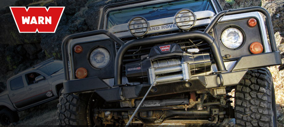 Warn Winches and Accessories