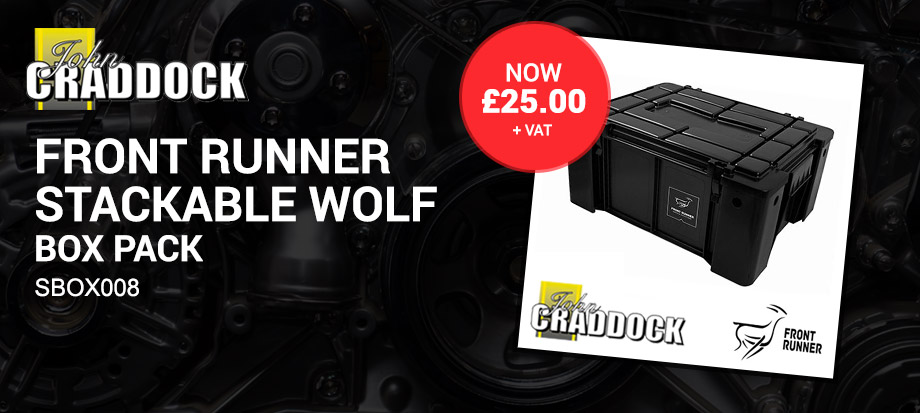 Front Runner Stackable Wolf Box Pack