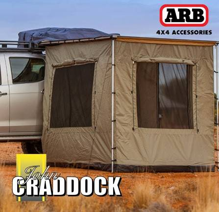 Arb4402 Arb Touring Awning 2 0m X 2 5m Waterproof Amp Uv