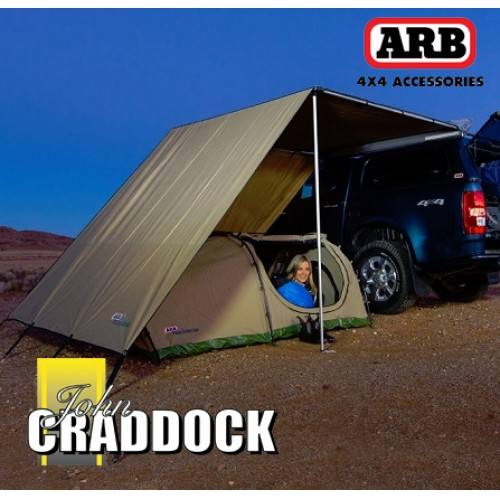 Arb4410 Arb Awning Front Wind Break For 2m Awning