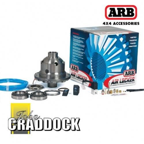 Arb Air Locker Defender 24 Spline 3.54 Ratio