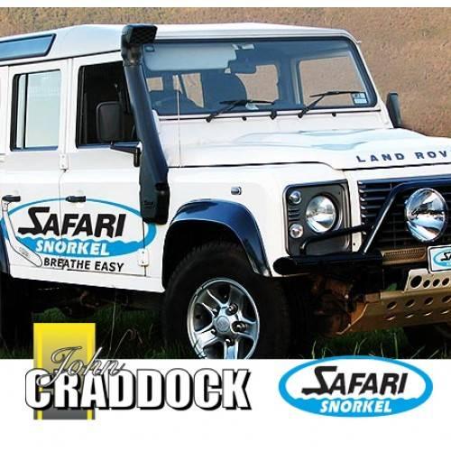 550hf Safari Defender 300 Tdi Snorkel