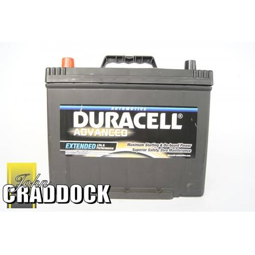 Duracell Advanced Battery Fits All Series