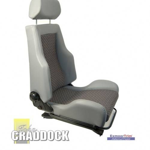 ext011 bv le mans sport seat black vinyl inc runners and mounting hardware. Black Bedroom Furniture Sets. Home Design Ideas