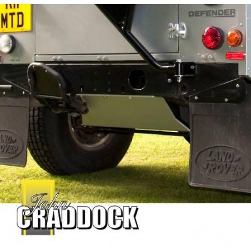 312 Tkgdef Mantec Fuel Tank Guard Defender 110 Td5