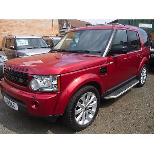 Land Rovers For Sale Update