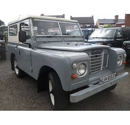 Series 3 Land Rover for Sale