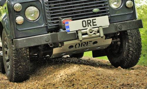 ORE Land Rover Protection Steering Guard