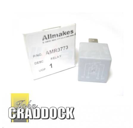 Abs Relay Black 90/110 from XA159807 Discovery 1 and Freelander 1