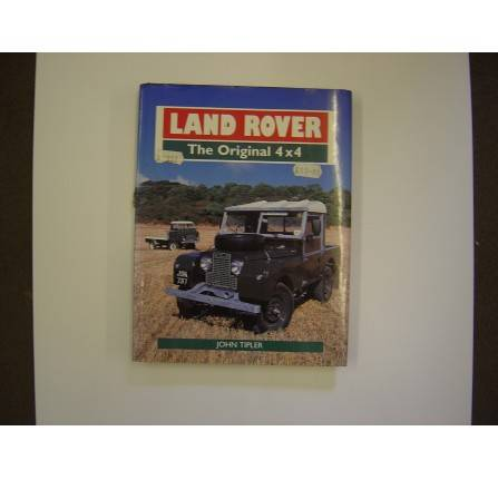 Original Land Rover Series 1 by James TA Ylor