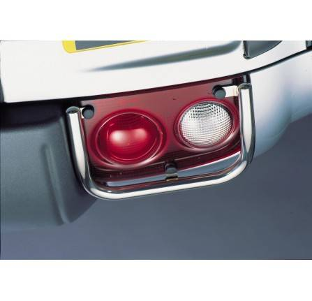 Rear Lamp Guards Stainless Freelander 1 Fits Pre Face Lift Only 1 Pair