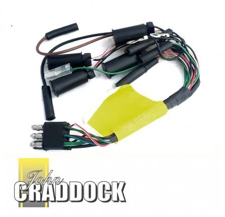 Wiring Harness for Main Instruments 90/110 upto FA450332