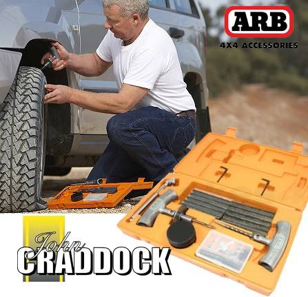 ARB Speedy Seal Puncture Tyre Repair Kit