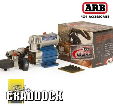 CKSA12: Arb Air Locker Compressor - Compact