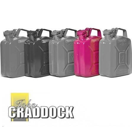 No Longer Available Jerry Can 5L Purple