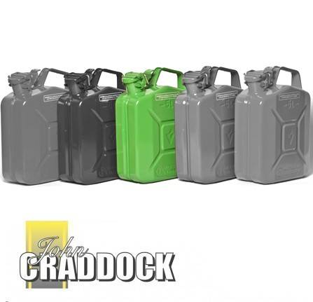 Jerry Can 5L Light Green