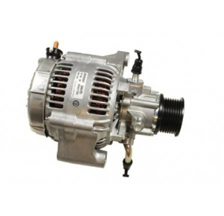 Alternator TD5 120 Amp with Pump