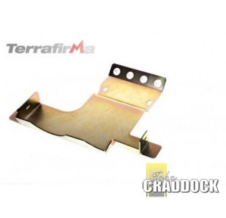 Terrafirma Transmission Guard Steel Defender 2007 Onwards