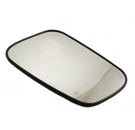 Mirror Glass Flat LH Electric Discovery 1 from MA081991 and Discovery 2