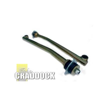 Cranked Rear Trailing Arm