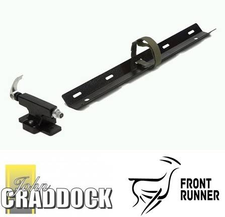 Front Runner Roof Rack Bike Carrier Fork Mount