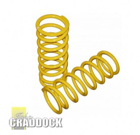 Yellow Springs Front 25mm Lift 25KG Load 90 Discovery and Range Rover. Price Per Pair