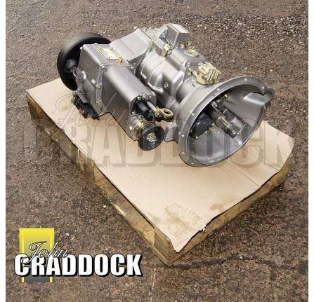 Gearbox Series 3 Reconditioned 4 Cylinder Recon Exchange Unit Add £500 Refundable on Return Of Old Unit