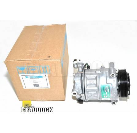 LR056364: Air Conditioning Compressor 5.0L V8 Petrol and 4.4 V8 Diese
