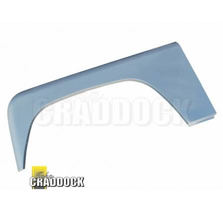 Front Wing Outer 90/110 LH. to 1994 - (Delivery Surcharge Applies)