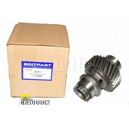 Main Shaft Gear in Transfer Box Discovery >1996 and 90/110 1995 >