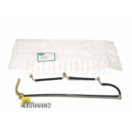 Spill Return Pipe 200TDI Discovery upto 1993 and Range Rover