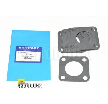 Gasket Carb to Manifold 90/110 V8 and Discovery V8 109 V8 and 101 FC