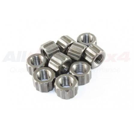 602061: Special Nut for Con Rod All V8 Engines