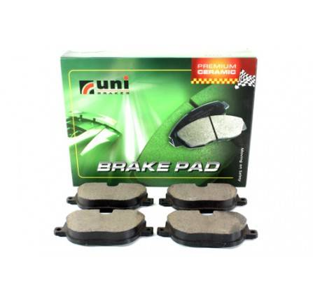 Rear Brake Pads R/R 2010-12 and R/R Sport R/R 5.0 V8 P and 4.4 V8 D Chassis AA327977 Onwards R/R Sport 5.0 V8 P Chassis BA716140 Onwards