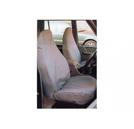 Fitted Waterproof Seat Covers Front Pair Range Rover Classic 1986-94 by Allmakes