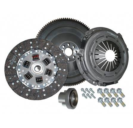 DA2357HDG: Ap Driveline Heavy Duty Clutch Kit & Flywheel TD5 Defender and Discovery