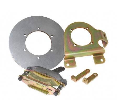 DA5537: Hand Brake Conversion Kit for Series Vehicles Drum to Disc Made in Uk Comes with Instructions and All Fittings