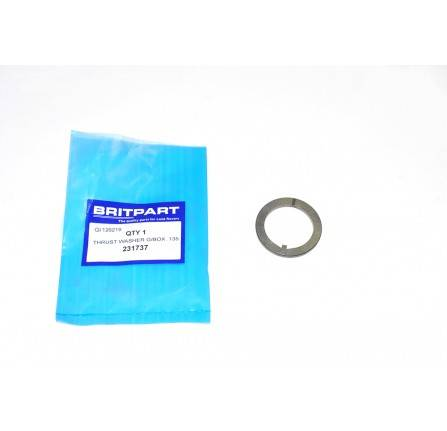 231737: Thrust Washer for 3RD Gear 135 Inch .