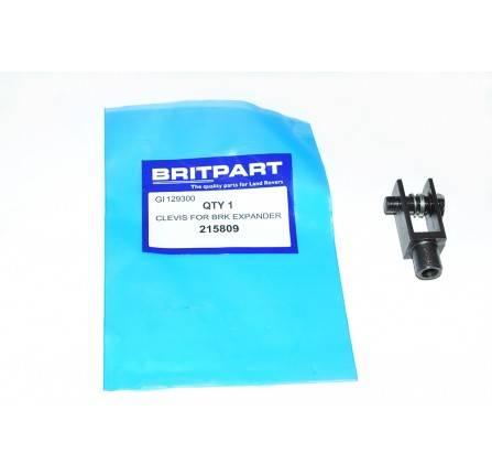 215809: Clevis for Brake Rod Bsf.