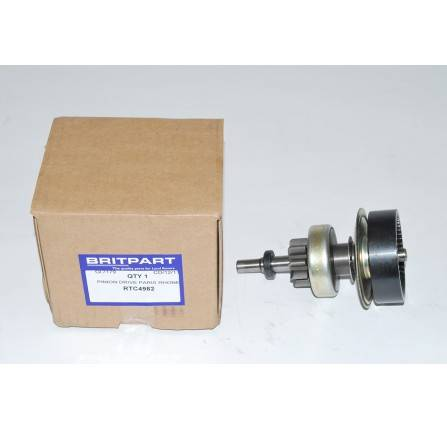 Pinion Drive for Starter 2.5D 2.5DT and 20 O TDI Lucas Or Valeo