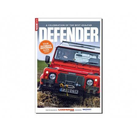 Defender - A Celebration Of The Best 4X4 Volume