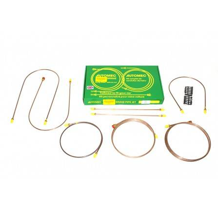 Brake Pipe Set Series 2A (109) 61-69>SUFFIX F