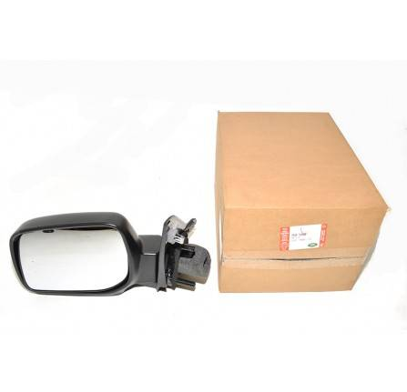 Electric Door Mirror LH Co Memorynvex Self Colour from VA346794 to XA430701