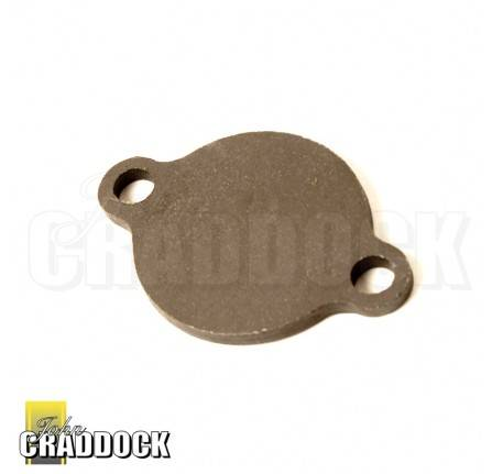 Genuine Cover Plate for Cross Shaft on Clutch Withdrawal Housing 1948-70