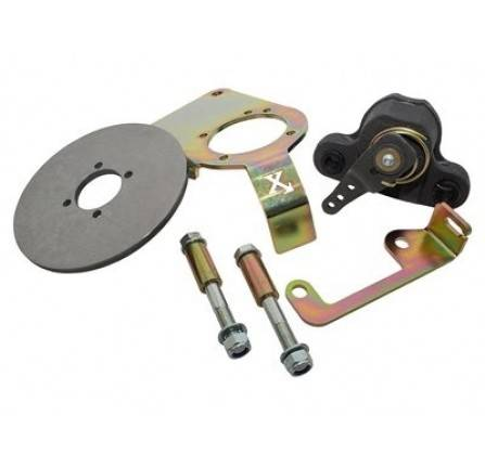 DA5513: Handbrake Conversion Kit from Drum to Disc 90/110 for Vehicles Post 1993 Change Cable ( NRC5088 )