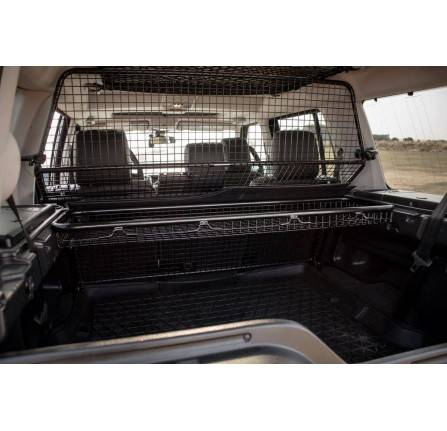 XBB300: Xanadoo Boot Basket ( Small ) Suitable for Discovery 3/4 Utilises The Previously Untapped Space in The Boot Of Your Land Rover Discovery 3 Or Discovery 4.