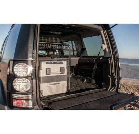 XBB500: Xanadoo Boot 2 Piece Fridge Basket Suitable for Discovery 3/4 Utilises The Previously Untapped Space in The Boot Of Your Land Rover Discovery 3 Or Discovery 4.