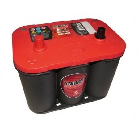 Optima Red Top Battery Top Terminals - DB1019