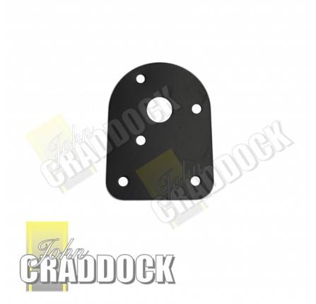 577214: Mounting Plate for 7 Pin Socket Range Rover Classic