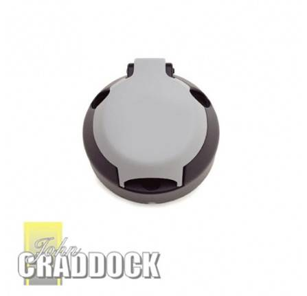 579409S: 7 Pin Trailer Socket Supplimentary Type